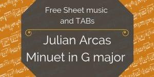 arcas free guitar music