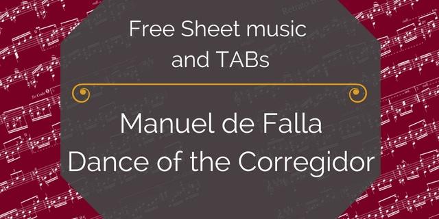 falla danza free pdf