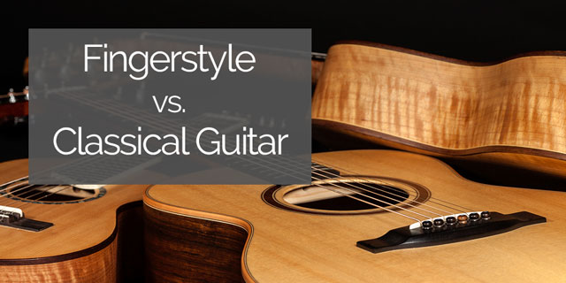 fingerstyle fingerpicking classical guitar