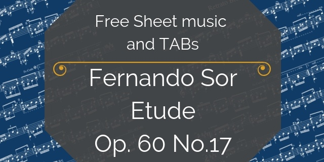 free sor guitar download