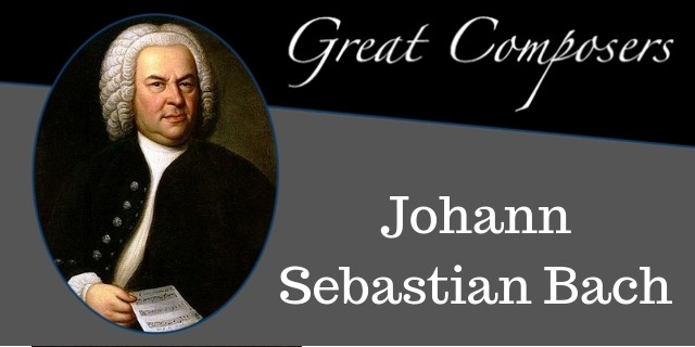 JS Bach free sheet music tabs