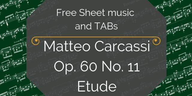 carcassi free pdf download
