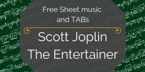 joplin free guitar pdf