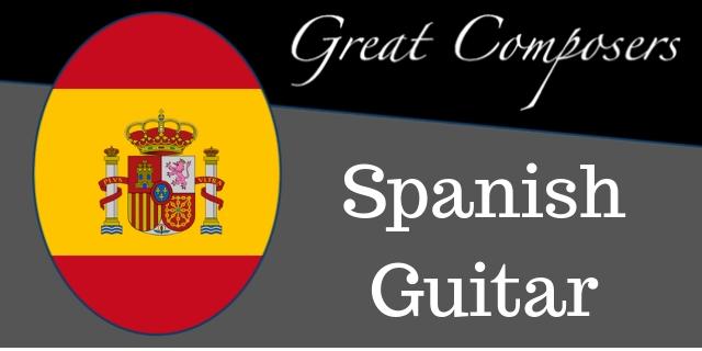 Spanish classical guitar