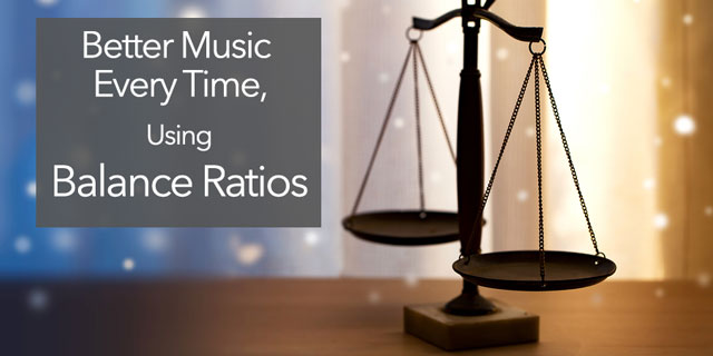 "Featured image for ""Balance Ratios: A Way to Quantify Musical Expression and Phrasing"""