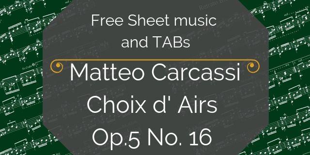 carcassi free pdf guitar
