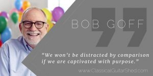 Bob Goff practice results