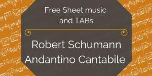 schumann free music guitar