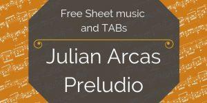 Arcas guitar pieces pdf