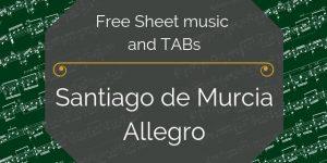Murcia free pdf guitar