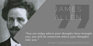 James Allen Practice Approach