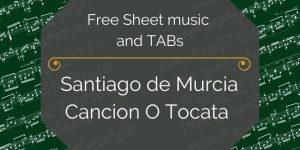 Murcia spanish guitar music