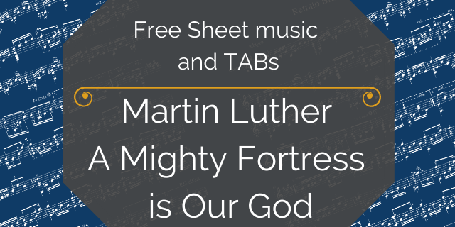 Luther fortress free guitar