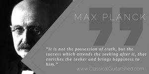 Max Planck honest practice