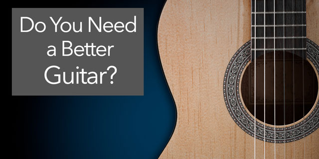 buy a new guitar upgrade