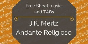 mertz guitar pdf download