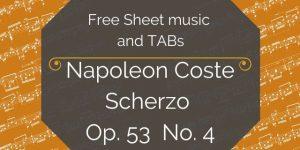 Coste free guitar pdf
