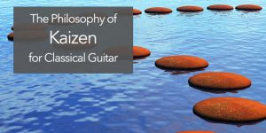 kaizen incremental improvement guitar