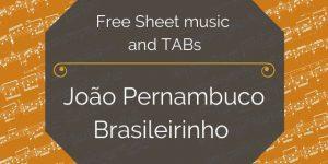 free brazil guitar music