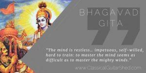Bhagavad Gita Practice Focus