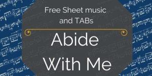 hymn guitar free pdf