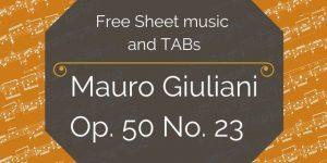giuliani classical pdf music