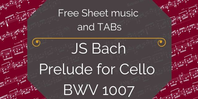 bach free pdf cello