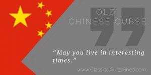 china curse guitar practice