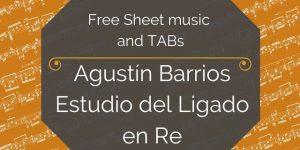 free barrios guitar music