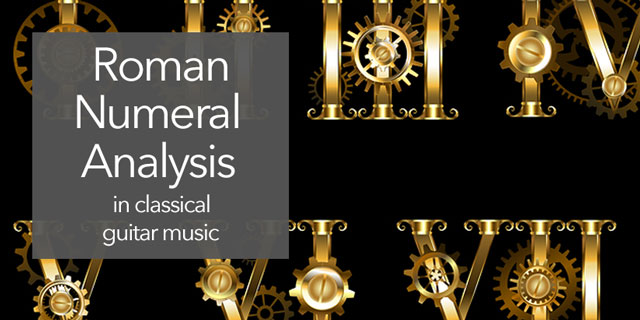 """Featured image for """"Introduction to Roman Numeral Analysis (Harmonic Analysis)"""""""