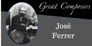 Jose Ferrer free guitar