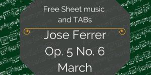 Ferrer Free Guitar download