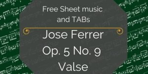 free spanish guitar pdf