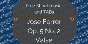 ferrer classical download pdf