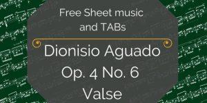aguado spanish guitar pdf
