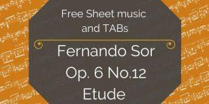 Sor free segovia pdf