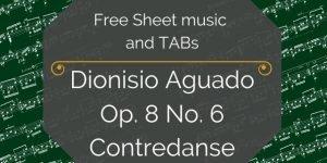 Aguado free guitar download
