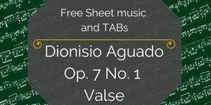 aguado guitar free download