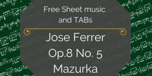Ferrer guitarra gratis pdf