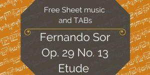 Segovia Sor PDF download
