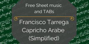 tarrega free guitar download