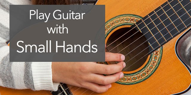 """Featured image for """"Can You Play Classical Guitar with Small Hands?"""""""