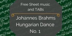 Brahms free download PDF