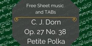 Dorn Free Guitar PDF