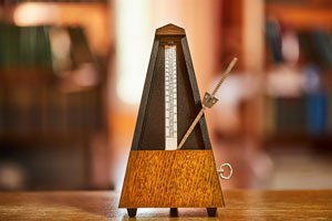 metronome music exercise