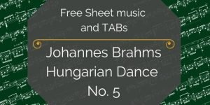 Brahms free guitar download