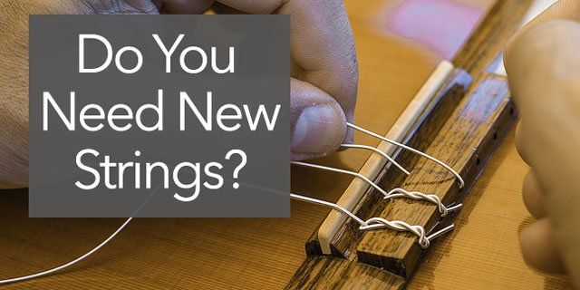"""Featured image for """"Should I Change My Guitar Strings?"""""""