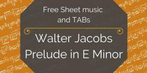 Jacobs free guitar PDF