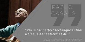 Pablo Casals on Practice