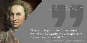 JS Bach success